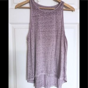Threads 4 Thought Purple Tank